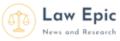 Logo Of Law Epic