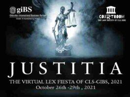 """JUSTITIA"""": The Virtual Lex Fiesta 2021"""