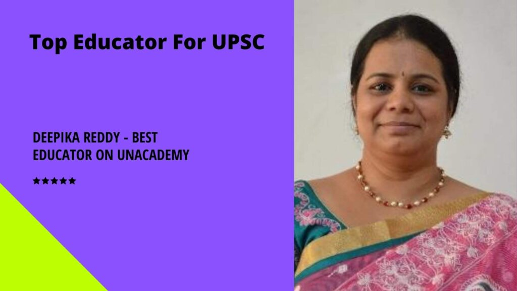 Deepika Reddy - Best Educator on Unacademy